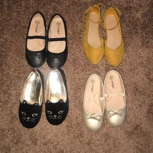 Other - Bundle girls shoes good condition